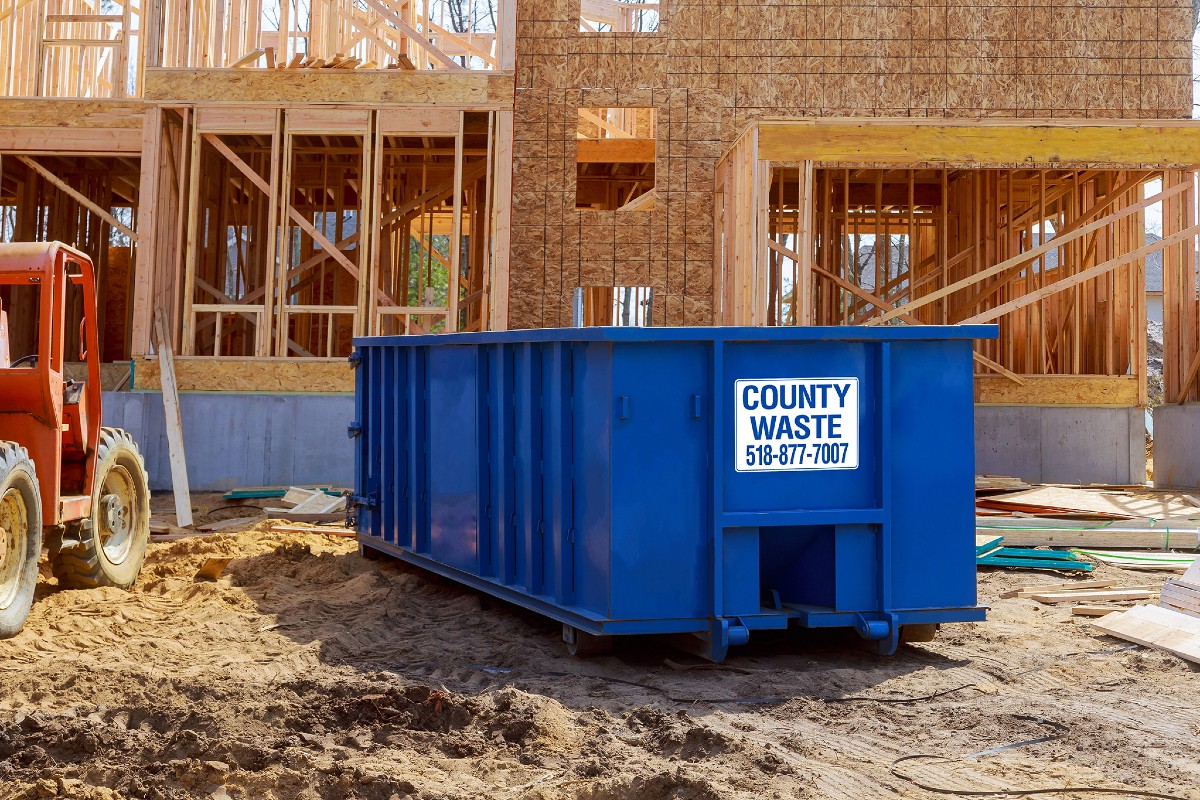 County Waste Roll Off Dumpsters